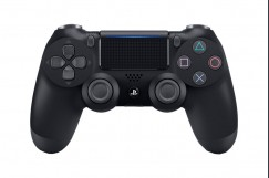 PlayStation 4 Pro DualShock 4 Controller [Black] - Accessories | VideoGameX